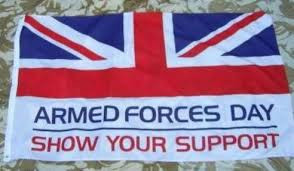 Pen-Y-Bryn Farm - Proud Supporters Of Armed Forces Day 2018
