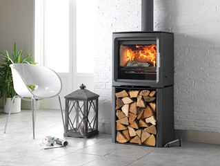 The Fireline Purevision Range Of Stoves From Charlton And Jenrick