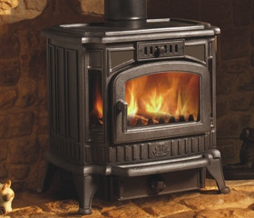 Come Into The Warmth With Broseley Wood-Burning Stoves