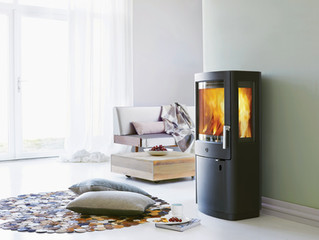 Introducing The New Varde Range Of Wood-Burning Stoves from Stovax