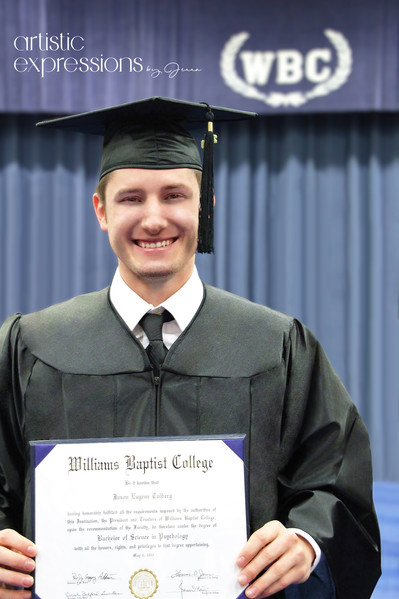 Williams Baptist College, Jason