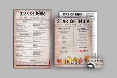 Star of India Restaurant & Bar - Little Rock, AR