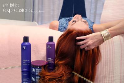 Arbonne Hair Care, Sharon