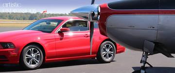 Ford Mustang & P-51 Mustang
