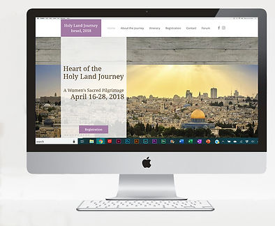 Heart of the Holy Land Journey