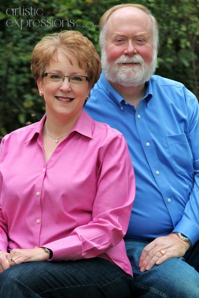 Mr. & Mrs. Brooks