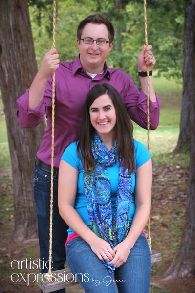 Wesley & Kelsey Brooks