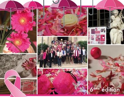 Octobre Rose : Lutte contre le cancer du sein