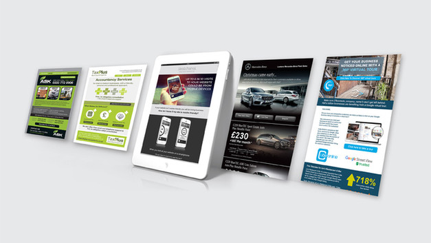 Email Campaign Designs