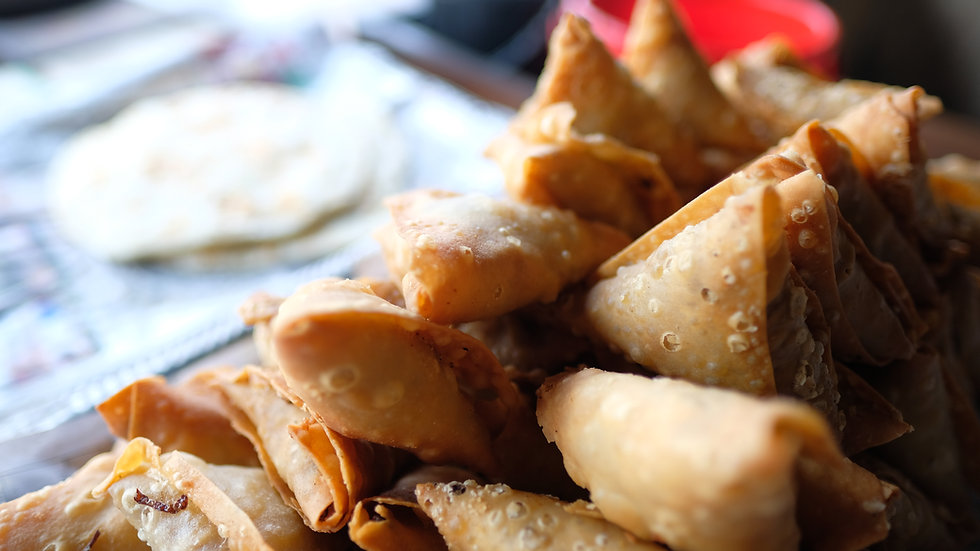Indian Bites (V)