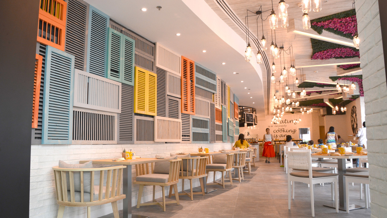 Pranzo - Time Oak Hotel