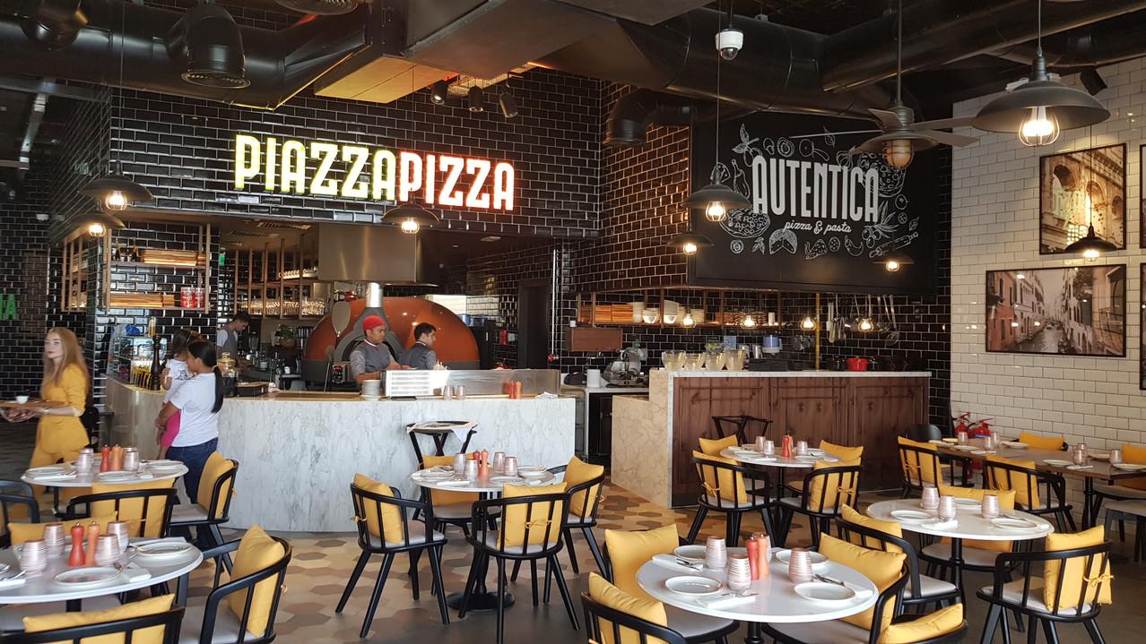 Piazza Pizza - Dubai