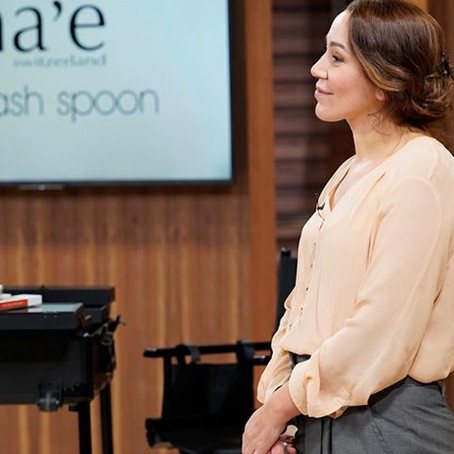 Na'e, Eyelash spoon, am «Die Höhle der Löwen» in TV24.