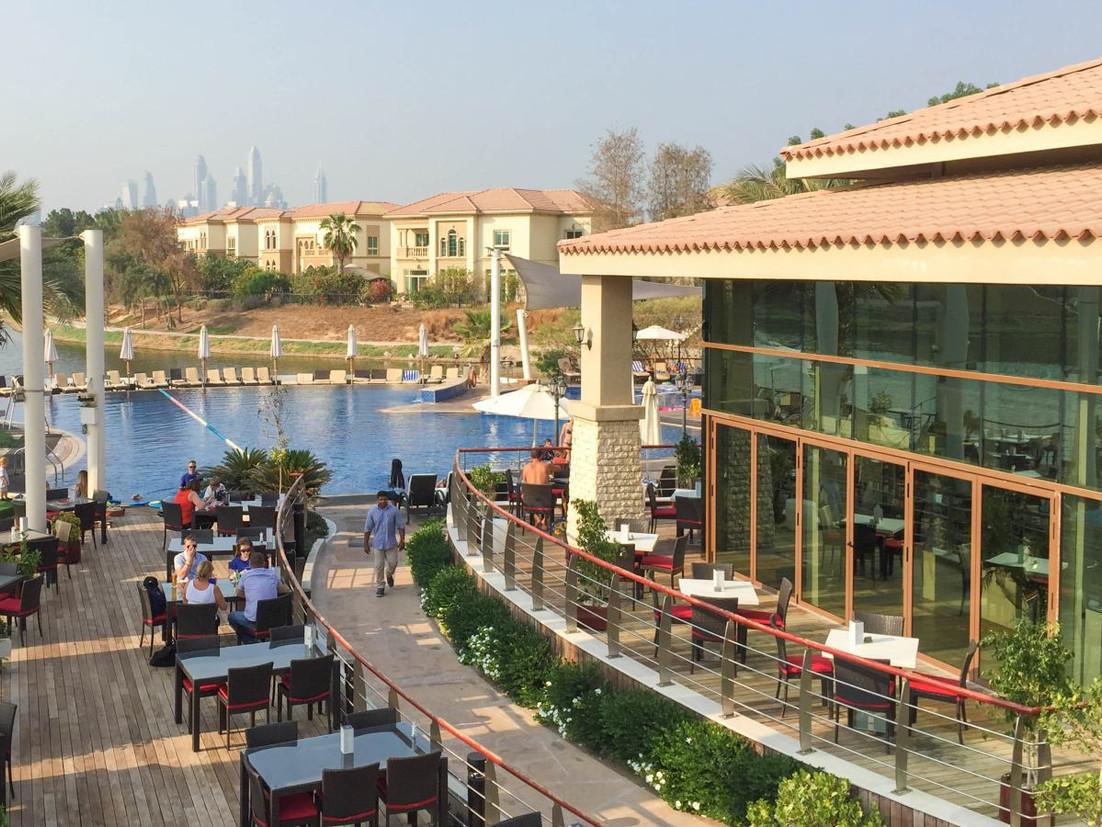 Jumeirah Islands Club House