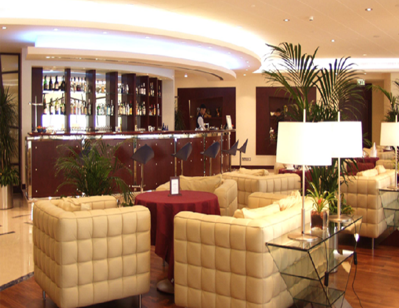 Business Centre and Conference – Fairmont Hotel