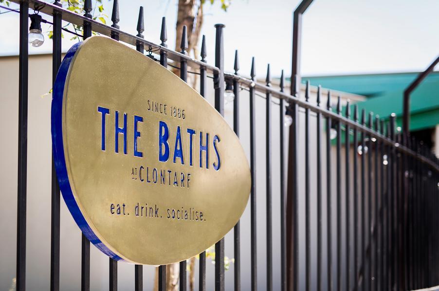 The Baths at Clontarf