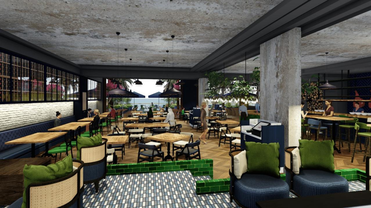 Seaside Restaurant UAE
