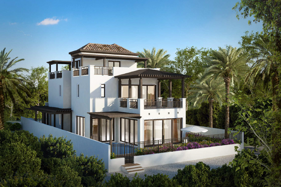 """Zen by Indigo Indigo """"Zen"""" designed by Serendipity By Design is located in Dubai Golf City. A tropical paradise in the heart of the new Dubai with 346 villas and townhouses set amongst a verdant, tropical landscape. Its residents will never be far away from nature. A landscape without parallel in the middle-east, Zen will be more akin to the tropical landscapes of Thailand, Malaysia and Indonesia. A series of naturalistic streams and lakes will weave in and around the lush landscape, providing ever-present reflection and the soothing sound of moving water"""