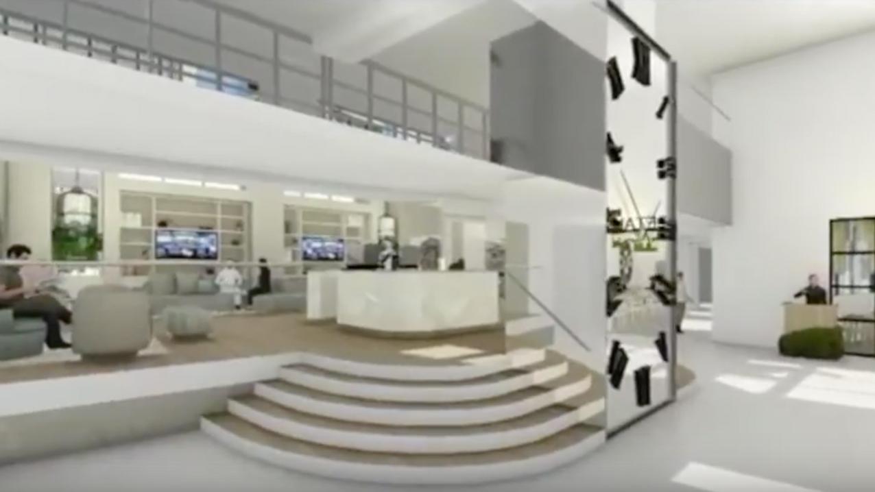 Time Oak Al Barsha Lobby