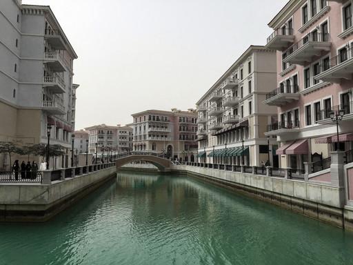 Qanat Quartier, The Pearl, Qatar
