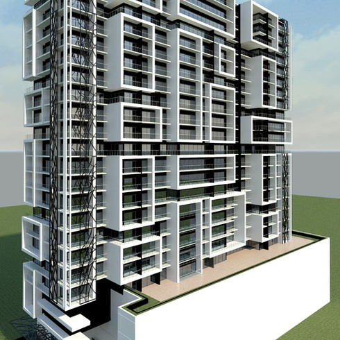 Mixed Use Tower