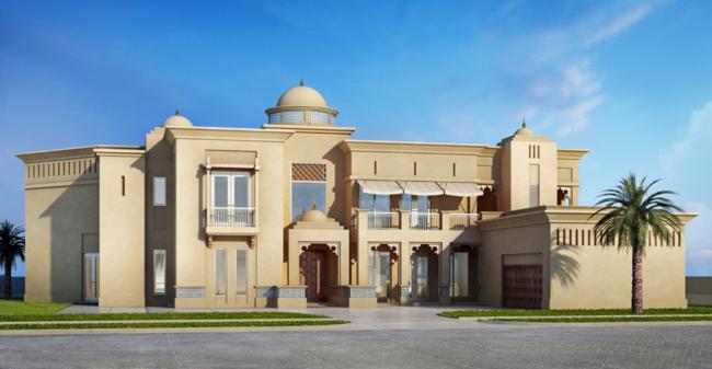 Palm Jebel Ali, Garden Villa's