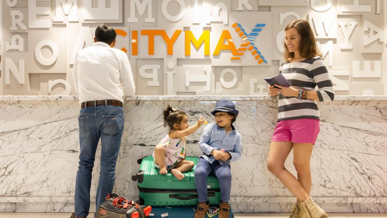 CityMax Al Barsha Dubai