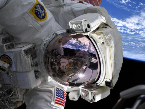 WOULD YOU LIKE TO BE A NASA ASTRONAUT?