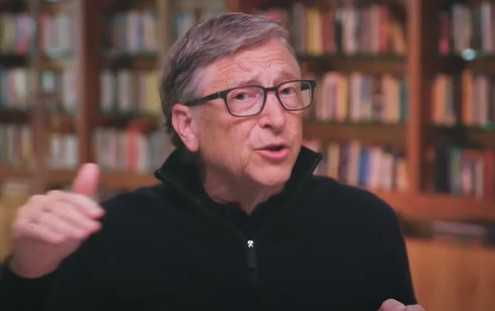 BILL GATES MADE SOME STRIKING STATEMENTS ABOUT THE COVID-19 IN HIS FINANCIAL TIMES INTERVIEW