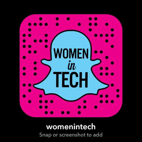 Women in Tech Snap