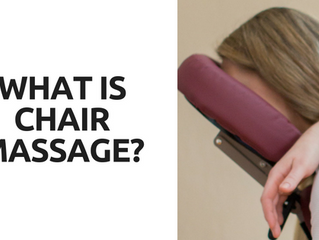 What is Chair Massage?