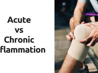 Acute vs Chronic Inflammation