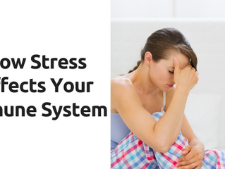 How Stress Affects Your Immune System