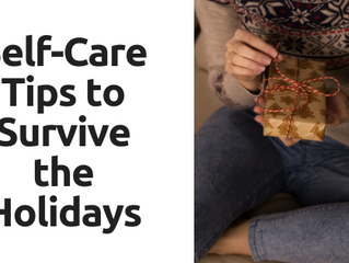 Self-Care Tips to Survive the Holidays