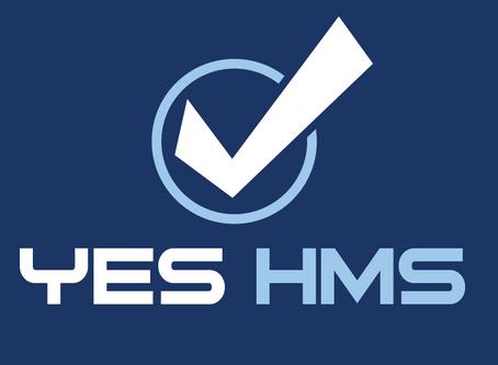 - Anbefaler YES HMS