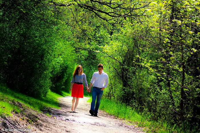 An Engaged Man's Thoughts, <3 weeks: Choosing Unfamiliarity