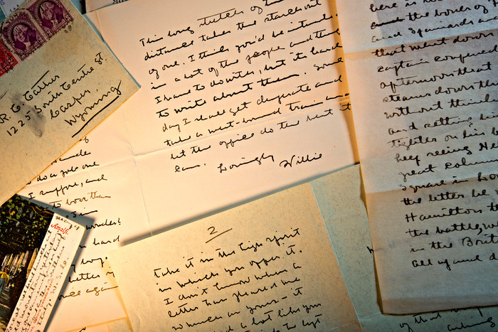 I Write to Remember