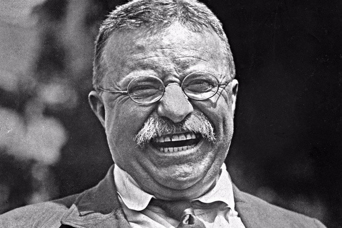 T. Roosevelt Thinks You Shouldn't Let Your Dreams Be Dreams