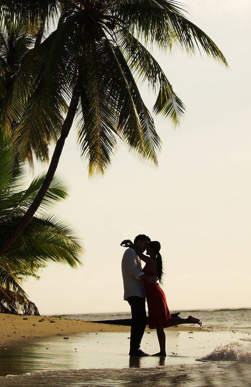 11x17 kiss under the palms.jpg