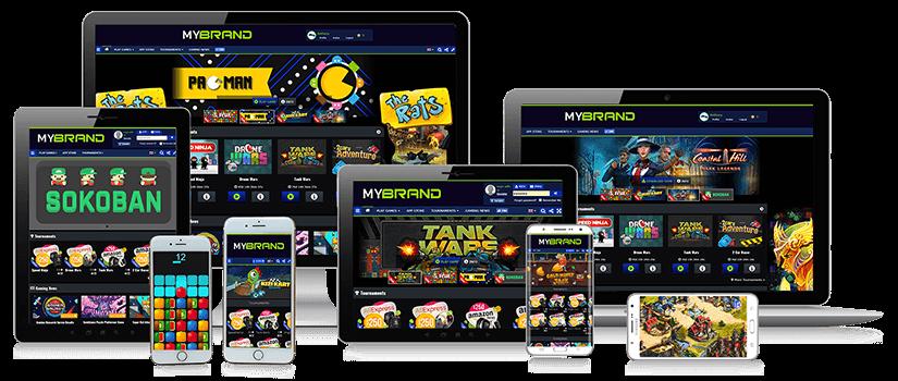 Brand online games