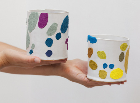 New ceramics and works on paper for London exhibition