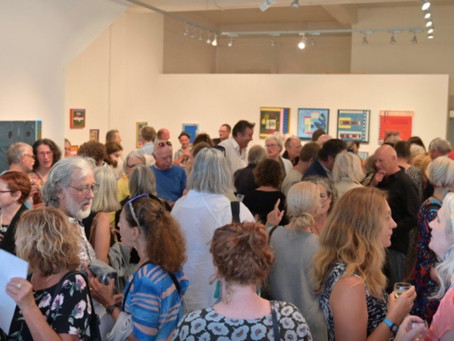 Fabled Paradise solo exhibition, Solander Gallery