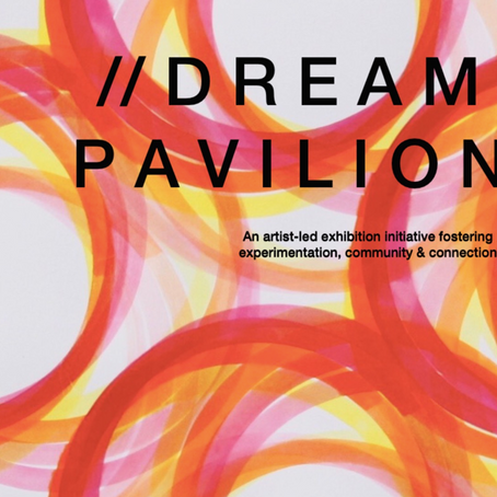Dream Pavilion exhibition: Cloud 9, at Grey Place in Auckland