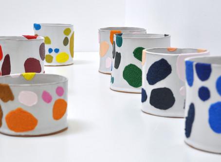 Making new ceramics in London
