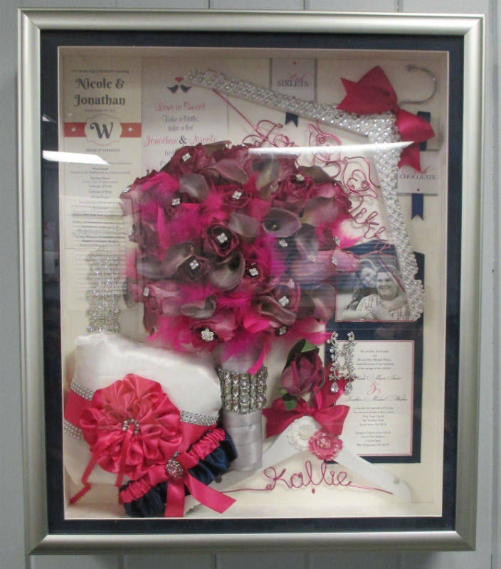 Premier Shadow Box 36 Silver