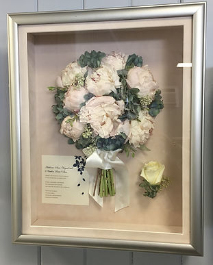 Peony and Hydrangea dried flower preservation