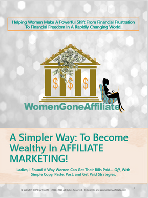 How To Get Wealthy In Affiliate Marketing!