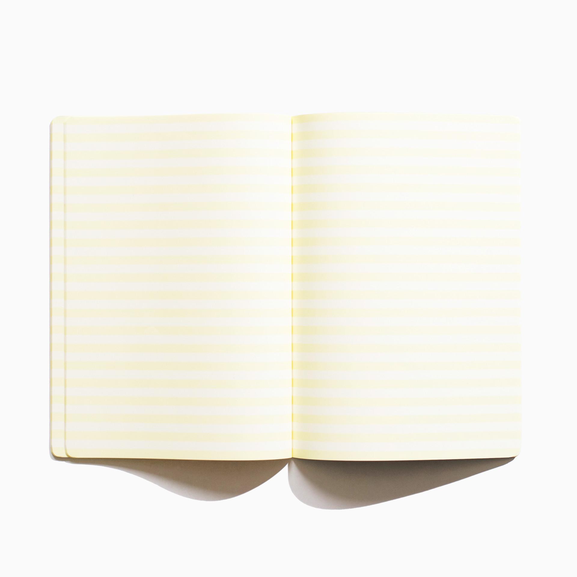 罫線ではなく、色で分ける。見た目でワクワク。書いてワクワク。文字を書くだけではなく、図形や絵も描きやすい。 勉強がはかどる!?このノートブックは、そんな煩わしい罫線をなくし、もっと、勉強することを楽しくするノートブックです。