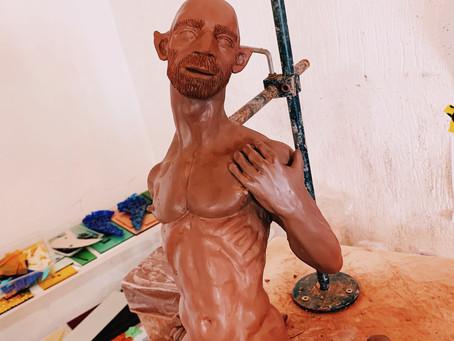 New boy I sculpted