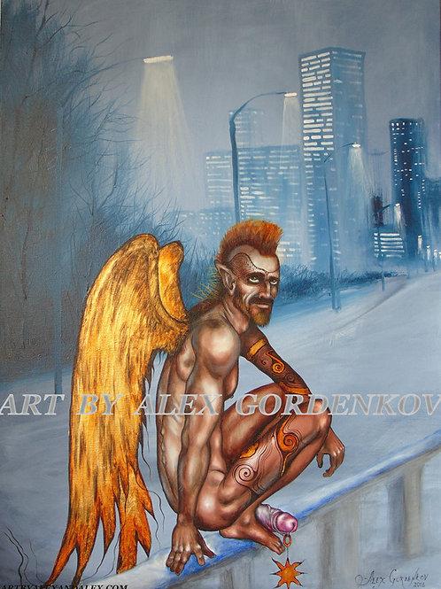 Prodigal Angel